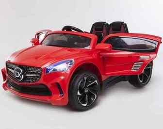 Детский электромобиль Mers Coupe 107KD на резиновых колесах, амортизаторы.