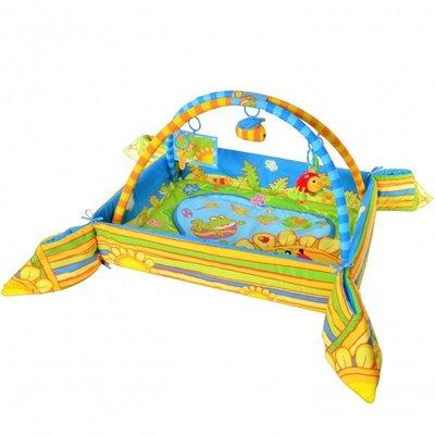 "Детский развивающий коврик Barty ""Счастливый лягушонок"" (PM20208)"
