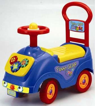 Машина для катания детей Bugati 1693A