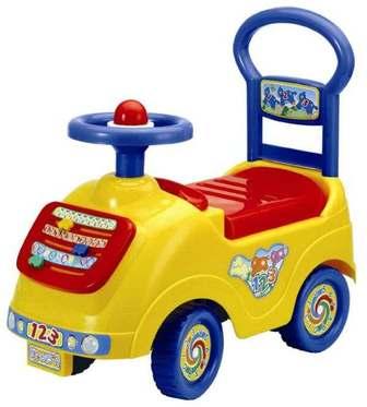 Машинка каталка Bugati 1695A