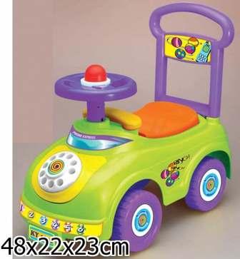 Машина для катания детей Bugati 1803