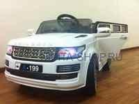 Детский джип Land Rover Discovery 199HA на резиновых колесах.