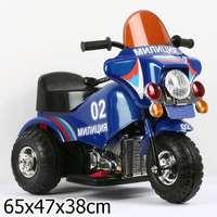 Bugati 20002M RD. Детский мотоцикл Bugati 20002M RD.