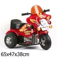 Bugati 6v 20002-RD.Детский электромобиль-мотоцикл Bugati 6v 20002-RD.