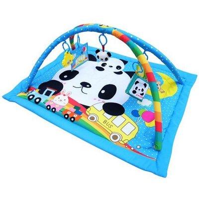 "Детский развивающий коврик Barty ""Панда c игрушками"" (Н-РМ-003)"