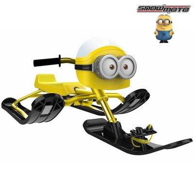 Снегокат Snow Moto MINION Despicable ME yellow 37018