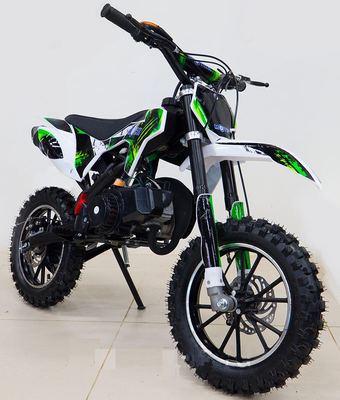 MOTAX 50 cc Мини кросс с электростартером. Детский бензиновый мотоцикл.