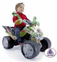Детский квадроцикл INJUSA Quad Mantis Dominator 12V.