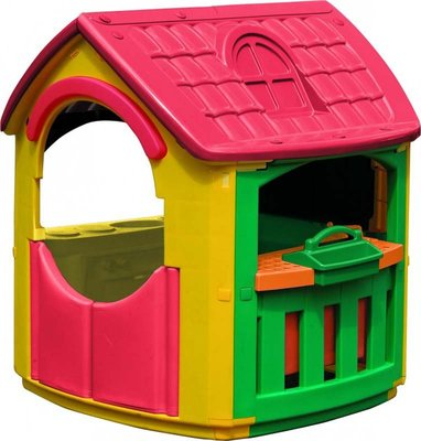 Детский игровой домик-мастерская-кухня Marian Plast 665.