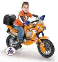 INJUSA 6V Moto AFRICA Twin 6821. Аккумуляторный мотоцикл 6V INJUSA 6V Moto AFRICA Twin 6821.