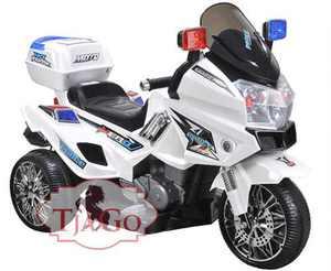 фото детского мотоцикла на аккумуляторе #5