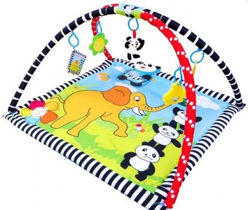 "Детский развивающий коврик Barty ""Оркестр в зоопарке"" (Н-РМ-001)"