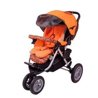 Прогулочная детская коляска Capella S-901W