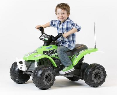 Детский электроквадроцикл Peg-Perego Corral Bearcat