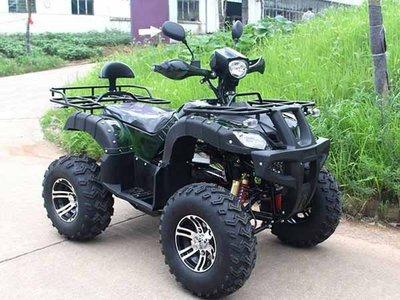 Электроквадроцикл SHERHAN 2000, мощность 1500W.