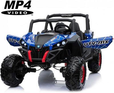 UTV-MX Buggy 12V MP4 - XMX603. Двухместный автомобиль с mp4-монитором.