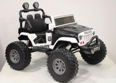 A004AA-А Police. Двухместный полноприводный автомобиль на резиновых колесах.