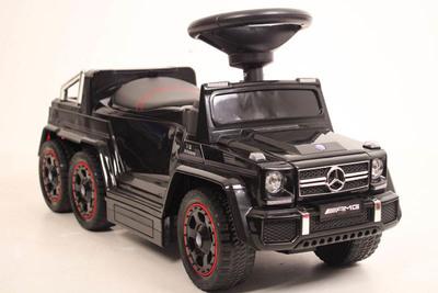 Шестиколесный толокар Mercedes-Benz A010AA-D.
