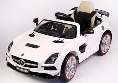 Mercedes-Benz SLS A333AA VIP-Детский электромобиль  на резиновых колесах