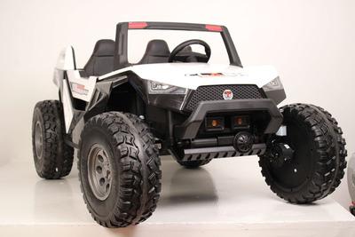 A707AA 4WD BAGGY. Полнопрводный двухместный электромобиль на резиновых колесах.
