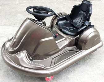 Электромобиль DRIFT-CAR A999MP на резиновых колесах