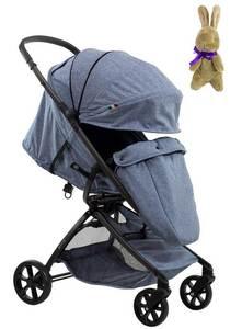 Farfello Airy. Прогулочная коляска с глубоким капюшоном.