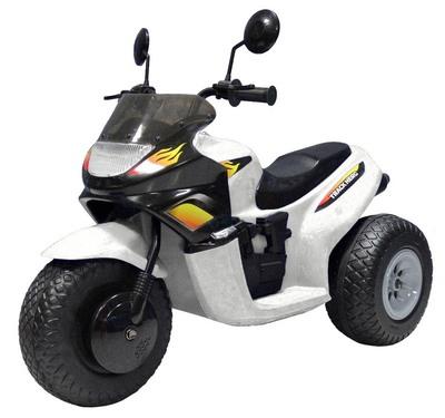 Детский электромотоцикл Autokinder Track Hero AK-2500 с кожаным сидением