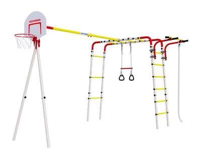 Romana Акробат 2 (R 103.19.04). Дачный спортивно-игровой комплекс для детей.