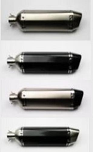 Глушитель тюнинг 35MM длинна 180CM MOTAX
