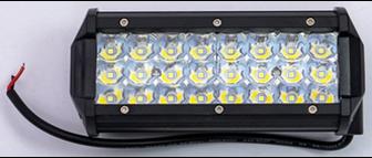 Фара диодная 24 диода HS-0208-56 72W MOTAX