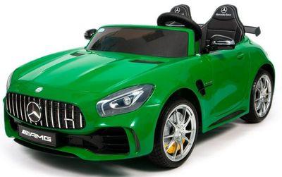 Mercedes-Benz AMG GTR . Двухместный детский электромобиль.