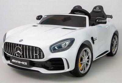 BARTY Mercedes-Benz AMG GTR . Двухместный детский электромобиль.