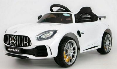 BARTY Mercedes-Benz AMG GT R. Одноместный детский электромобиль.