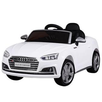 Детский электромобиль AUDI S5 CABRIOLET (ЛИЦЕНЗИОННАЯ МОДЕЛЬ) с дистанционным управлением