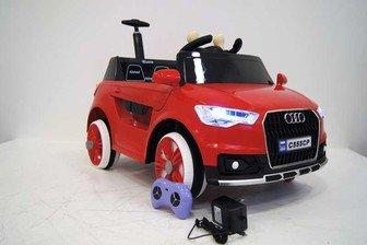 Электромобиль-ходунки AUDI.