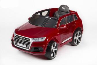 Детский электромобиль AUDI LUX на резиновых колесах