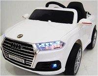 Электромобиль-джип детский AUDI O009OO на резиновых колесах.