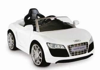 Детский электромобиль AUDI R8 V-10