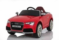 Детский электромобиль Audi Rs5 на резиновых колесах