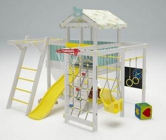 """Игровой комплекс - кровать """"Савушка Baby - 5"""""""