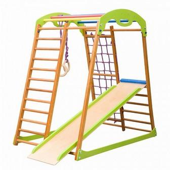 Детский спортивный комплекс для дома «BabyWood»