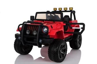 Детский полноприводный электромобиль-джип Barty Т555МР 4х4