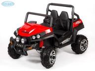 Двухместный полноприводный электромобиль-джип BARTY BUGGY (F007) (4*4) на резиновых колесах