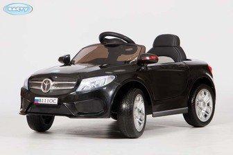 Электромобиль BARTY Б111ОС (Mers) на резиновых колесах
