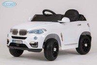 Детский электромобиль BARTY BMW X5 VIP на резиновых колесах.