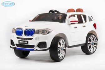 Детский джип BARTY X5 (М555МР) на резиновых колесах