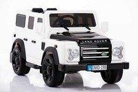 Детский джип Barty Land Rover jj205 (лицензионная модель) на резиновых колесах.