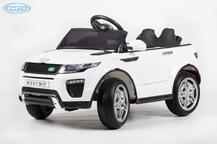 Детский электромобиль-джип BARTY Land Rover M007MP VIP (HL-1618) на резиновых колесах