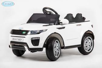 Детский электромобиль BARTY Land Rover M007MP VIP (HL-1618) на резиновых колесах