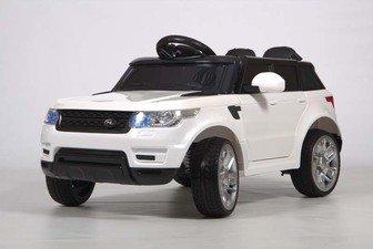 Электромобиль BARTY  М999МР Land Rover (HL 1638) на резиновых колесах